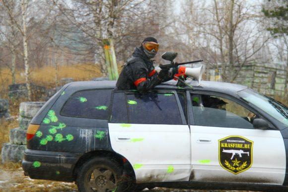 Выездные игры в Красноярске