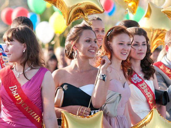 Выпускные в Красноярске